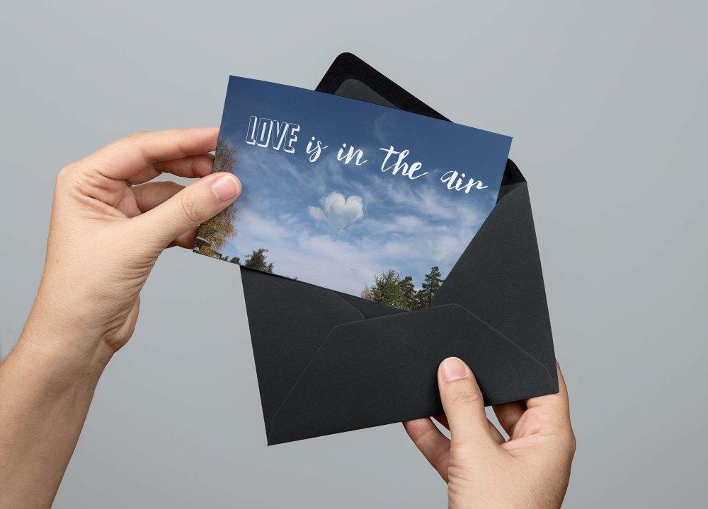 Greeting Card PSD MockUp2